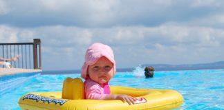 Udstyr til babysvømning